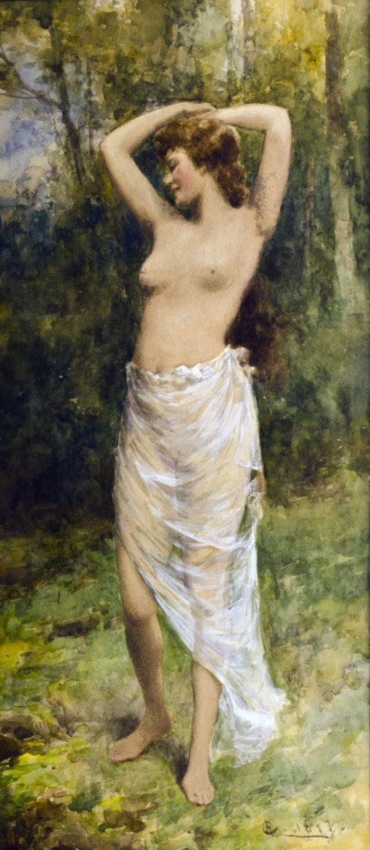 Bathing Beauty | Alfred G. Glendening