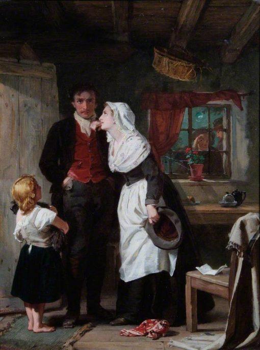 Turning Point | Alexander Johnston | Oil Painting