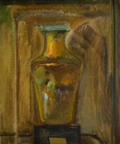 Vase   Gustav Gwozdecki   Oil Painting