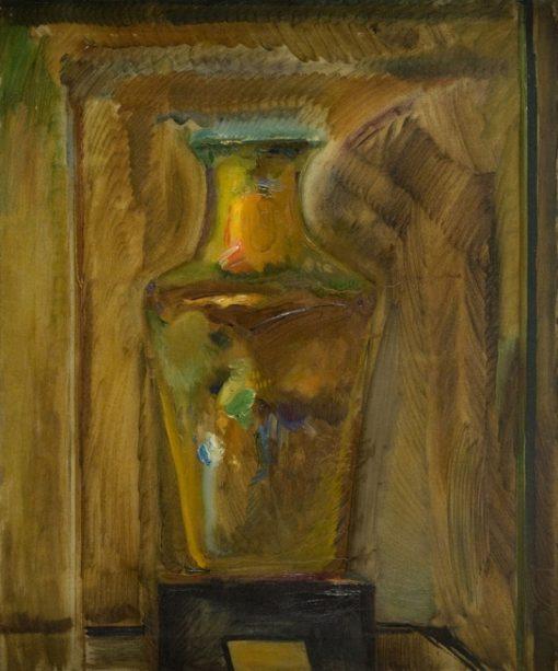 Vase | Gustav Gwozdecki | Oil Painting
