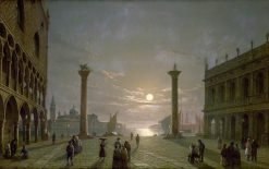 Venice | Henry Pether | Oil Painting
