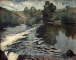 La Creuse | Allan Osterlind | Oil Painting