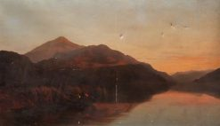 Landscape | Alfred Walter Williams | Oil Painting