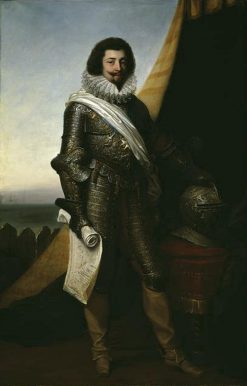 Francois de Bassompierre | Jean Alaux | Oil Painting