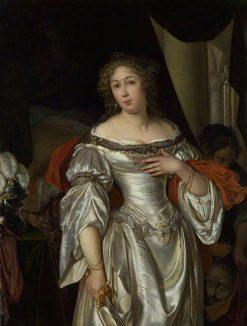 Judith | Eglon Hendrick van der Neer | Oil Painting