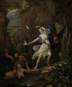Glaucus and Scylla | Eglon Hendrick van der Neer | Oil Painting