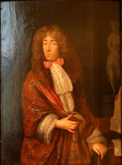 Portrait of a Man | Eglon Hendrick van der Neer | Oil Painting