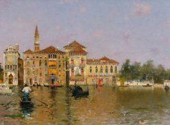 Venice | Martin Rico y Ortega | Oil Painting