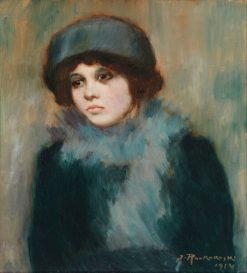Woman | Jalmari Ruokokoski | Oil Painting