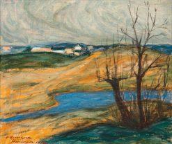 Landscape | Jalmari Ruokokoski | Oil Painting