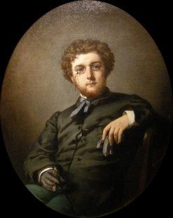 Georges Bizet | Felix-Henri Giacomotti | Oil Painting