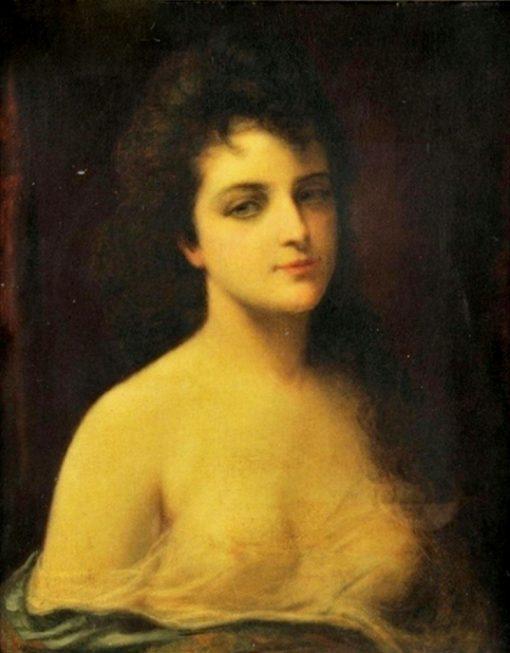 Portrait of a Woman | Vincent G. Stiepevich | Oil Painting