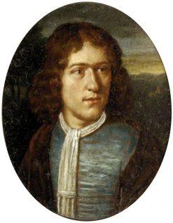 Portrait of a Young Man   Carel de Moor   Oil Painting
