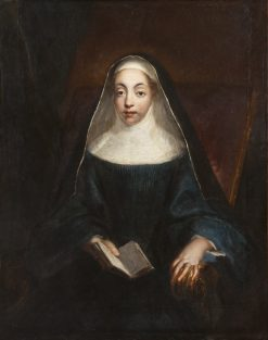 A Nun | Francesco Trevisani | Oil Painting