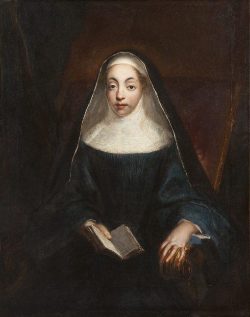 A Nun | Francesco Trevisani | Oil Painting
