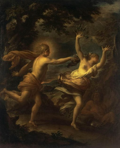 Apollo and Daphne | Francesco Trevisani | Oil Painting
