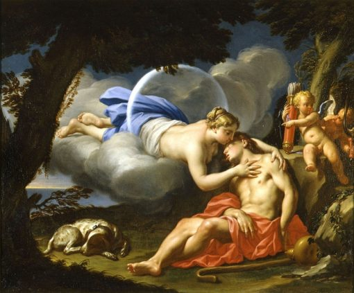 Diana and Endymion | Francesco Trevisani | Oil Painting