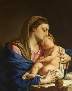 Madonna and Child | Francesco Trevisani | Oil Painting