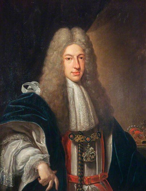 Prince James Francis Edward Stuart | Francesco Trevisani | Oil Painting