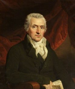 Richard Fenton | Samuel Woodforde | Oil Painting