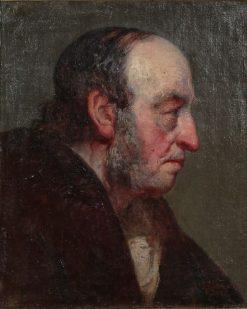 Portrait of a Man | Hugo Salmson | Oil Painting