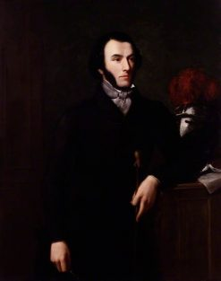 Self Portrait | Frederick Richard Pickersgill | Oil Painting