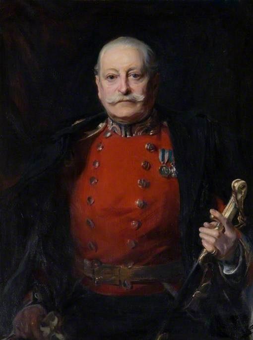 Sir John R. Greers Cotterell