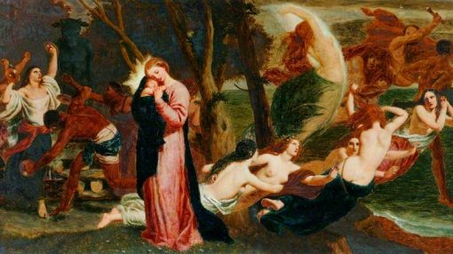 The Birth of Christianity | Frederick Richard Pickersgill | Oil Painting
