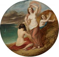 The Sirens | Frederick Richard Pickersgill | Oil Painting
