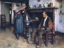 After Work | Evariste Carpentier | Oil Painting