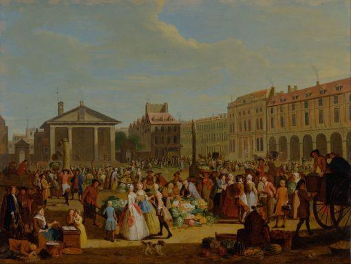 Covent Garden | Pieter Angellis | Oil Painting