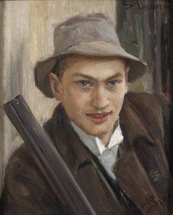 Sven Unander | Oscar Gustaf Bjorck | Oil Painting