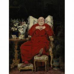 A Happy Birthday | Antonio Casanova y Estorach | Oil Painting