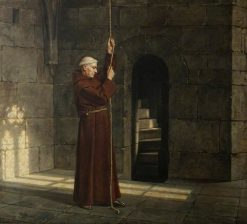 Vespers | Robert Barret Browning | Oil Painting