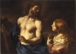 Noli me tangere | Simone Cantarini | Oil Painting