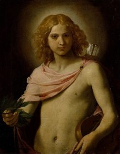 Apollo | Simone Cantarini | Oil Painting