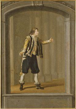 Gustaf Mauritz Armfelt | Pehr Hilleström | Oil Painting