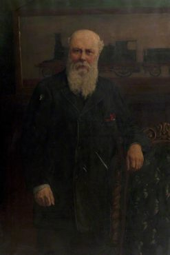 Portrait of a Gentleman | Herbert Olivier | Oil Painting