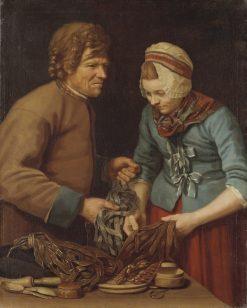 The Pedlar | Pehr Hilleström | Oil Painting