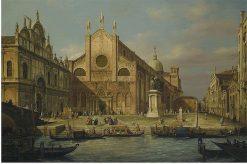 Venice   Francesco Zanin   Oil Painting