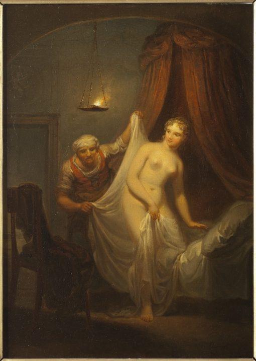 After the Bath | Alexander Laureus | Oil Painting