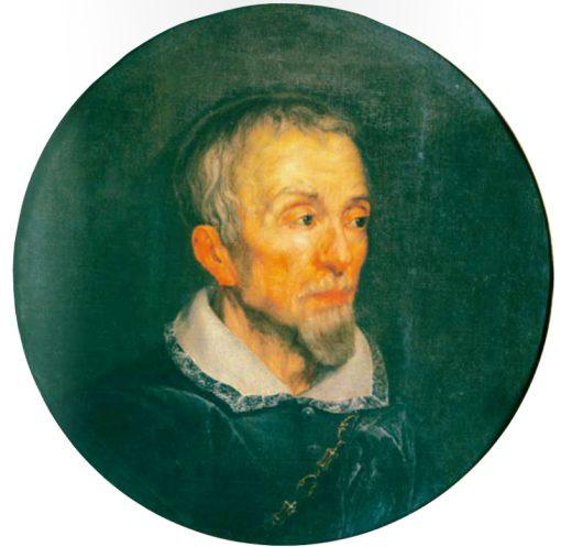 Portrait of Guido Reni | Simone Cantarini | Oil Painting