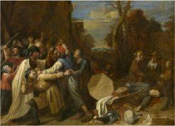 Death is Quick | Joos van Craesbeeck | Oil Painting