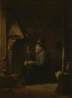 Drunkard | Joos van Craesbeeck | Oil Painting