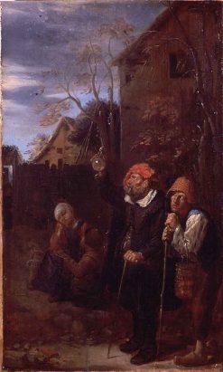The Doctors Visit | Joos van Craesbeeck | Oil Painting