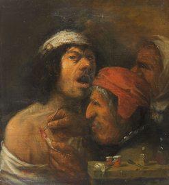 The Surgeon | Joos van Craesbeeck | Oil Painting