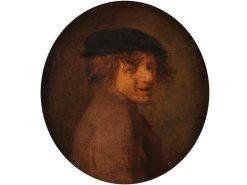 Portrait of a young man | Joos van Craesbeeck | Oil Painting
