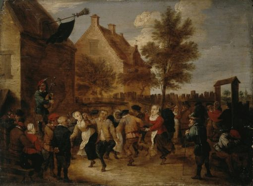Rural Feast | Abraham Teniers | Oil Painting