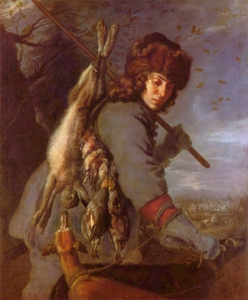 November   Joachim von Sandrart   Oil Painting
