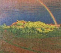 The Rainbow | Karl Nordström | Oil Painting